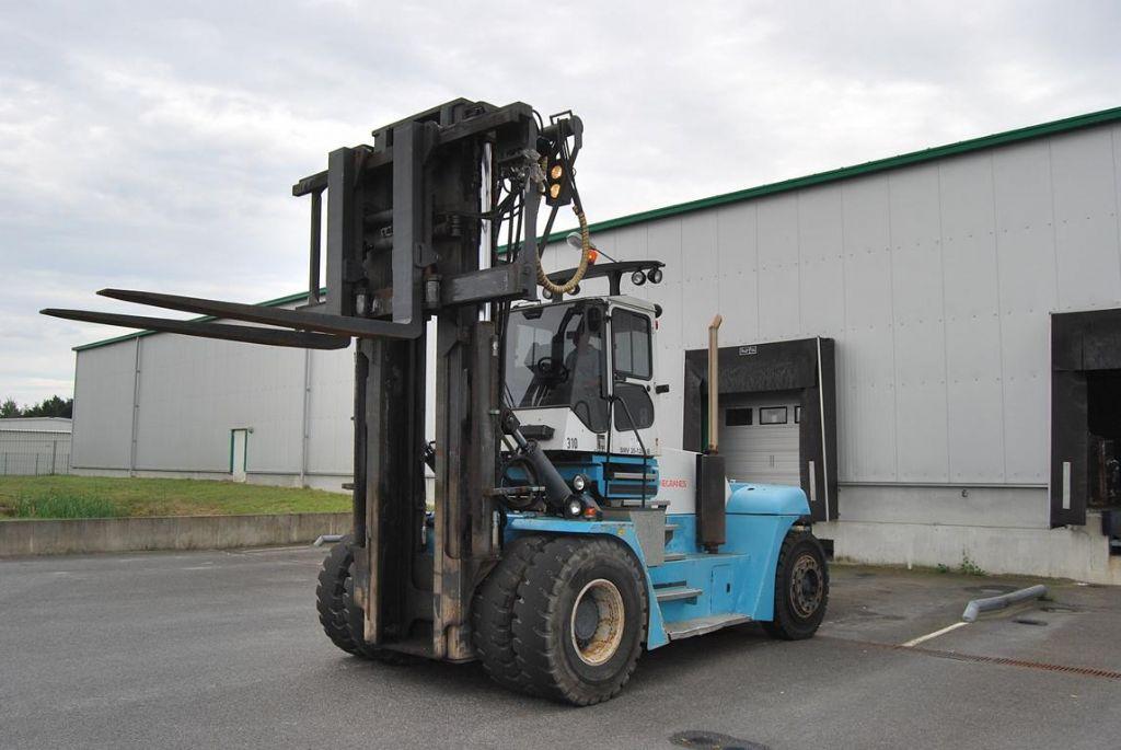 SMV SL20-1200B Diesel Forklift www.hinrichs-forklifts.com