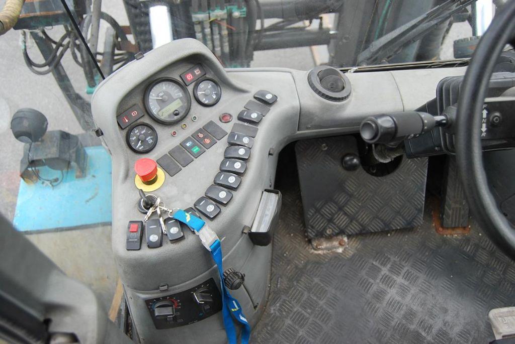 SMV SL20-1200B Diesel Forklift