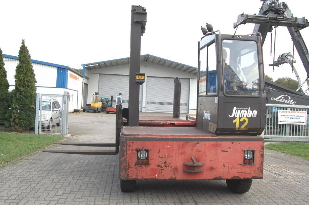 Jumbo J/SH50/14/50 Carrello elevatore laterale www.hinrichs-forklifts.com