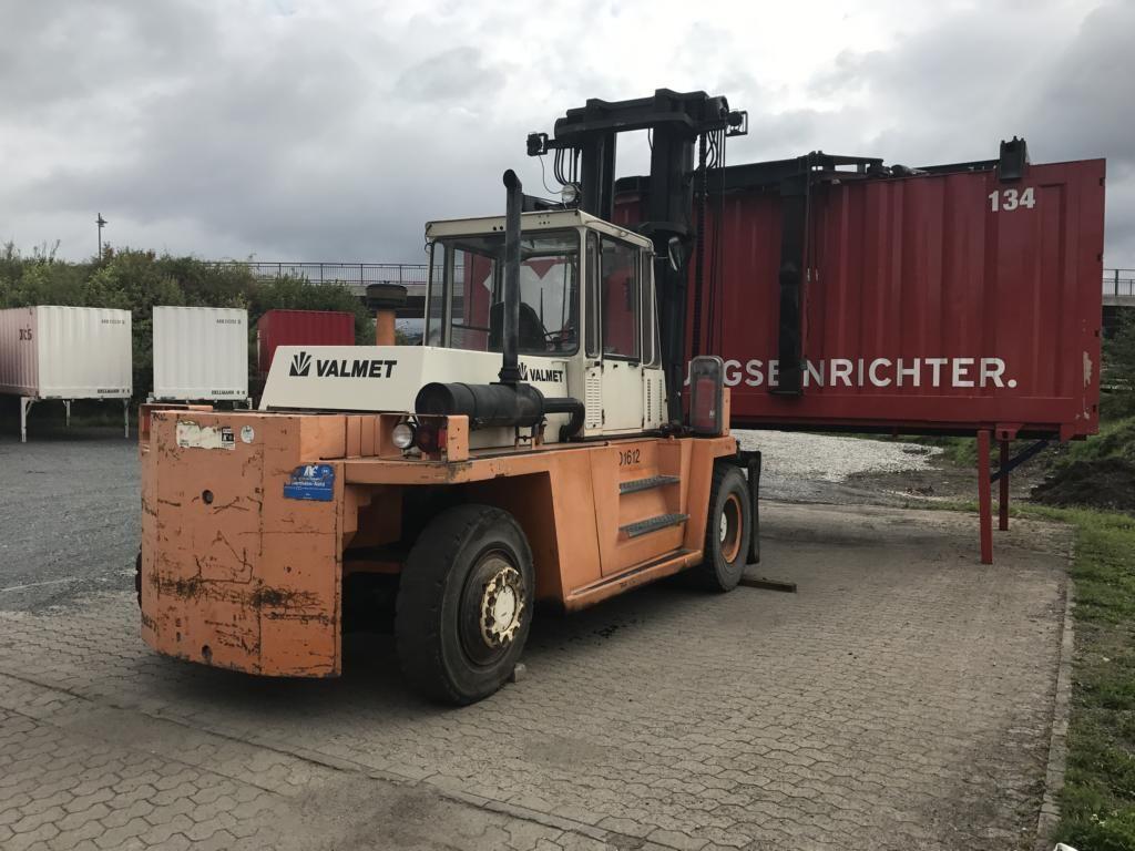 Valmet TD1612 Diesel Forklift