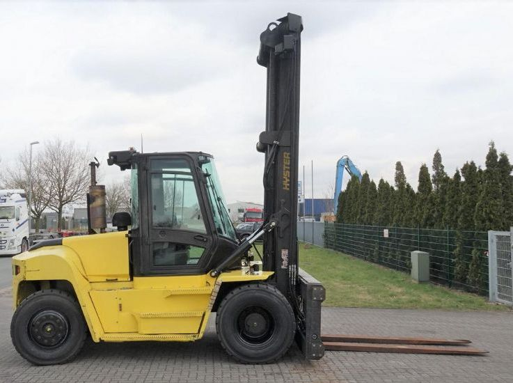Hyster H12XM-6 Heavy Forklifts www.hinrichs-forklifts.com