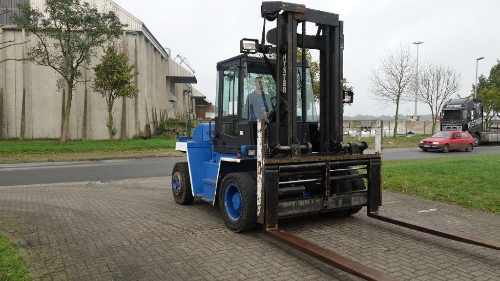 Hyster H8.00XL2 Diesel Forklift