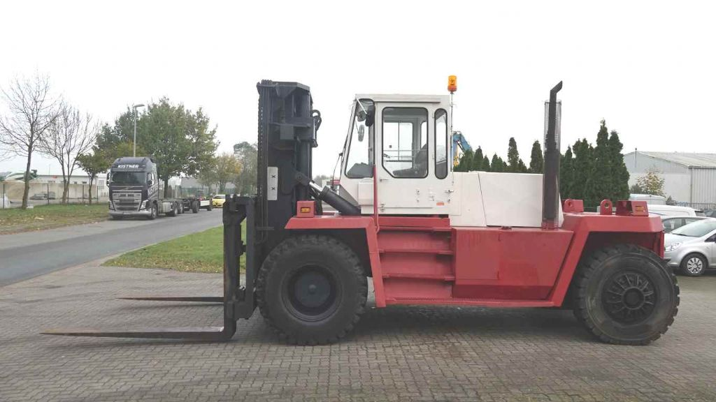 Kalmar DC20-1200LB Heavy Forklifts