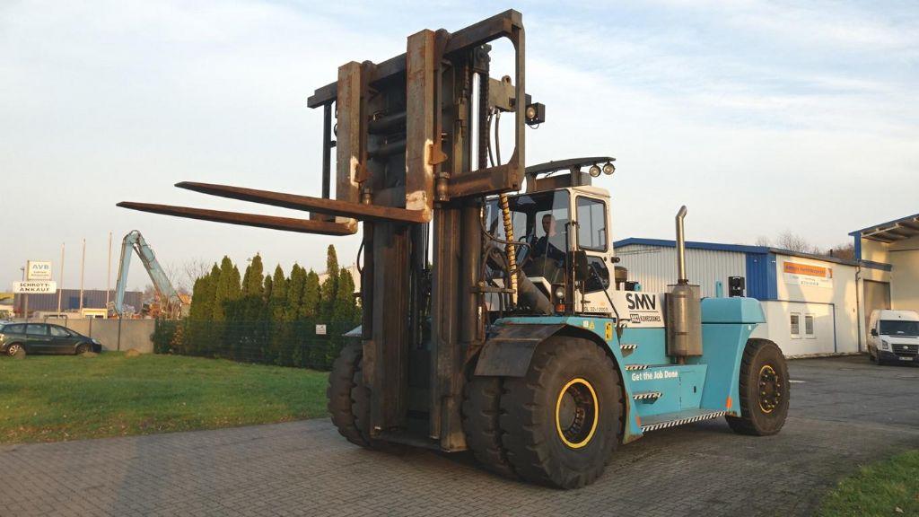 SMV SL32-1200B Heavy Forklifts www.hinrichs-forklifts.com