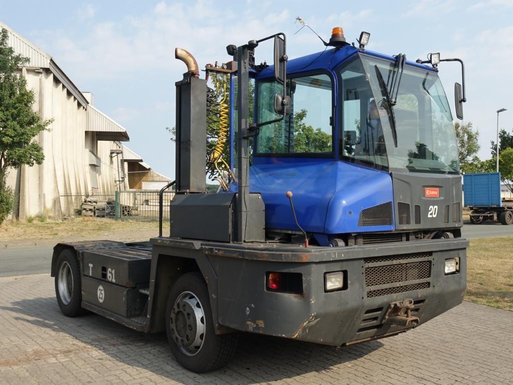 Kalmar TR618i 4x4 RoRo Terminal tractor