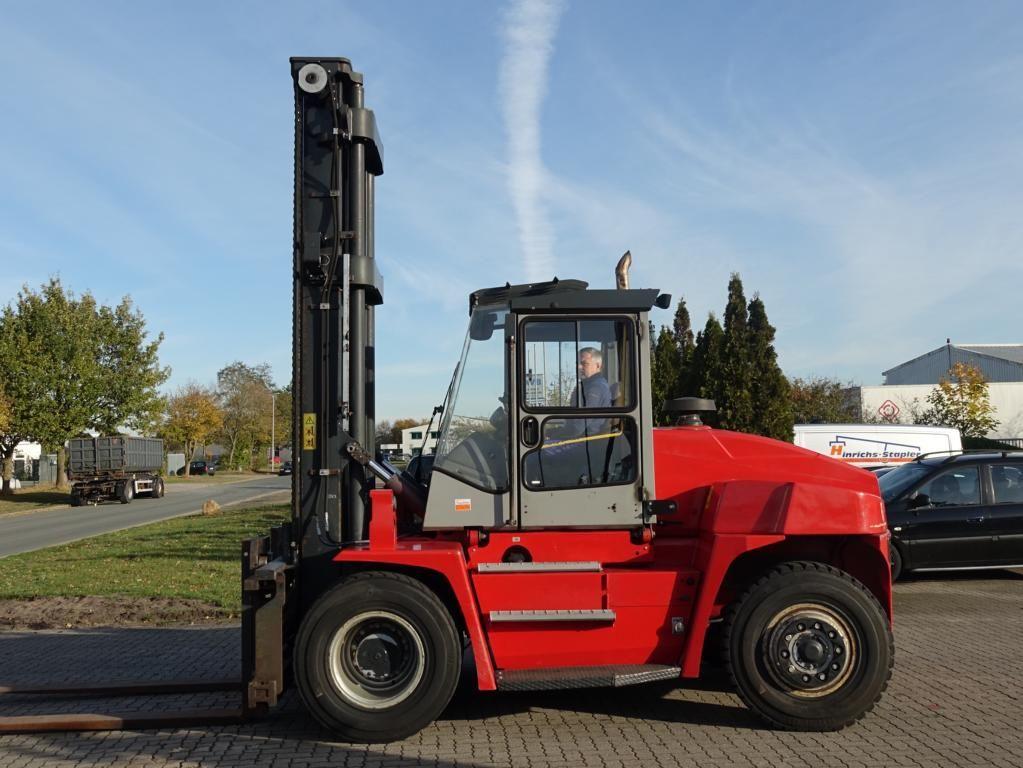 Diesel Gabelstapler-Kalmar-DCE90-6