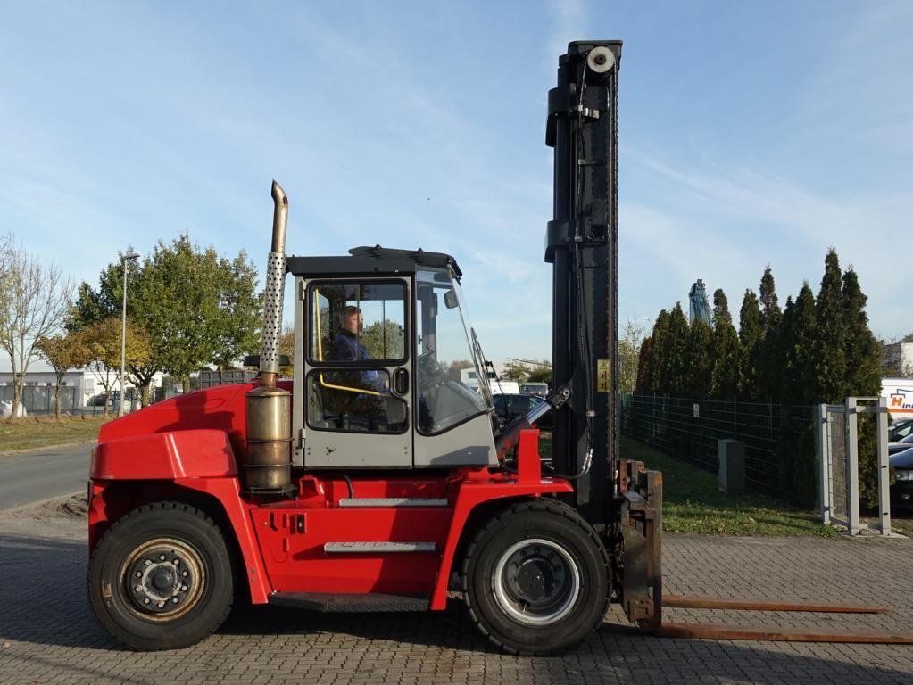 Kalmar DCE90-6 Diesel Forklift