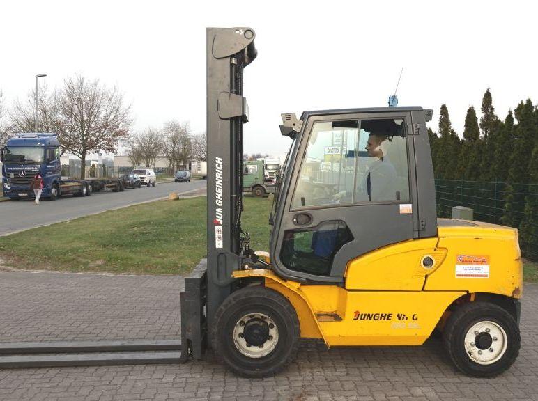 Jungheinrich DFG550-G-447ZZ Diesel Forklift www.hinrichs-forklifts.com