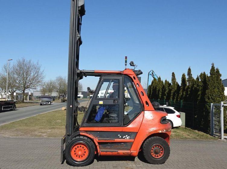 Linde H80D-03 Diesel www.hinrichs-forklifts.com
