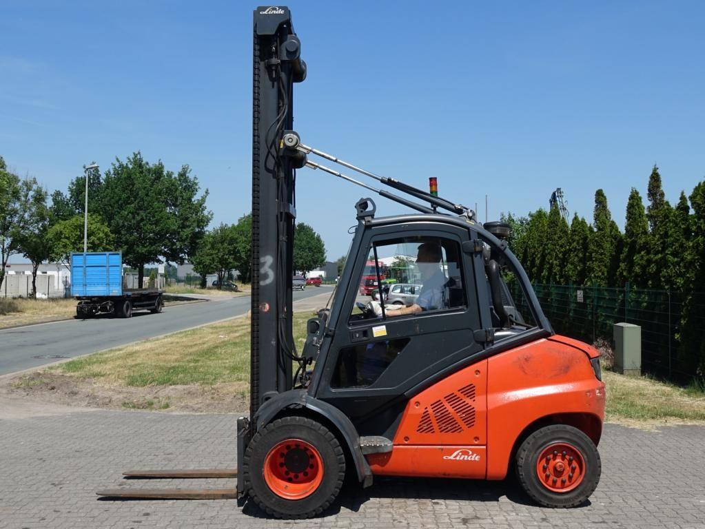 Linde H50D Diesel www.hinrichs-forklifts.com