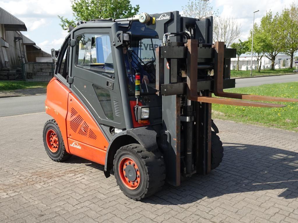 Linde H45D Diesel Forklift