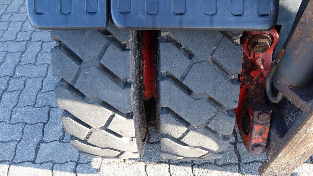 Linde H60D-03 Diesel Forklift