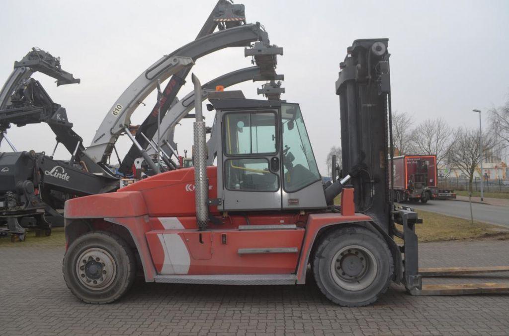 Kalmar DCE120-12 Diesel Forklift www.hinrichs-forklifts.com