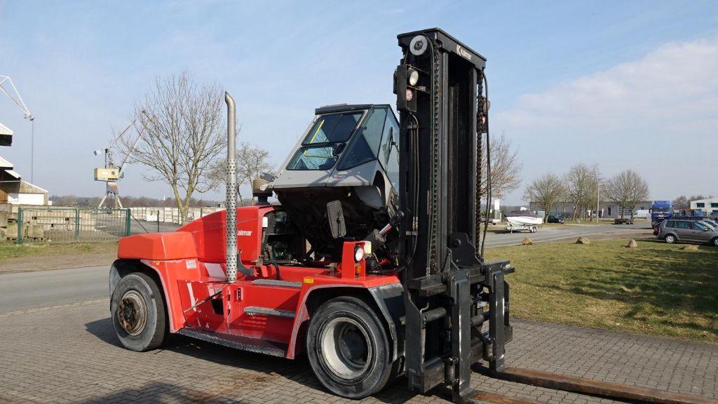 Kalmar DCE120-12 Heavy Forklifts