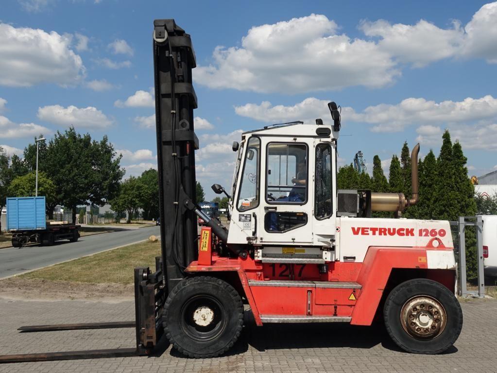 Svetruck 1260-30 Heavy Forklifts www.hinrichs-forklifts.com