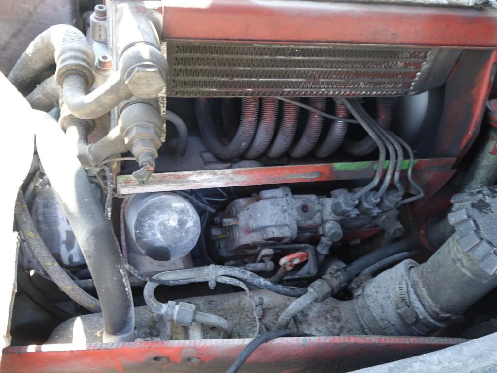 Linde H25D Diesel Forklift