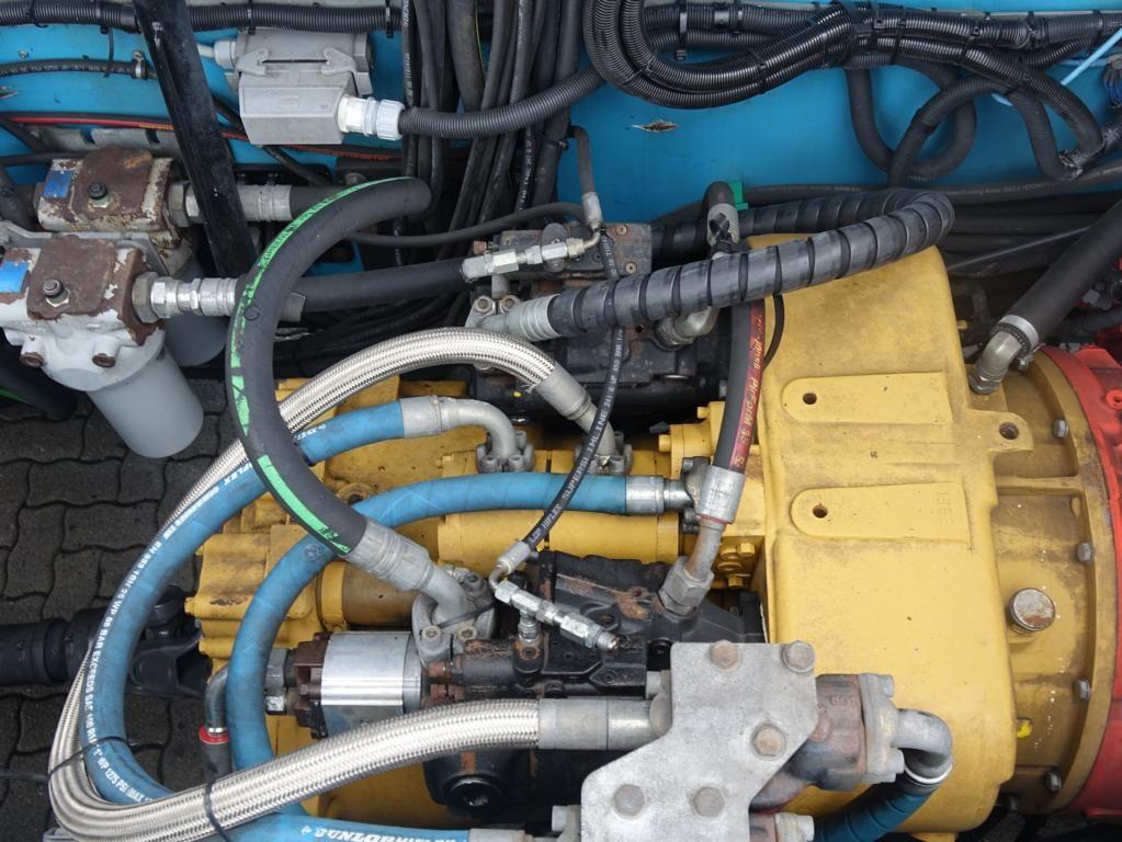 SMV 32-1200B Schwerlaststapler