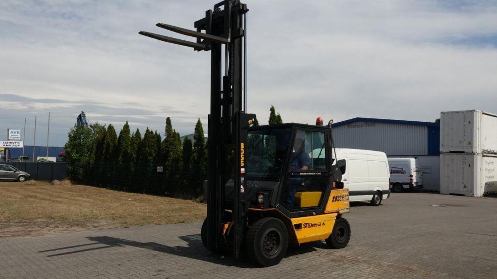Steinbock Boss SH45-5A2 Diesel Forklift