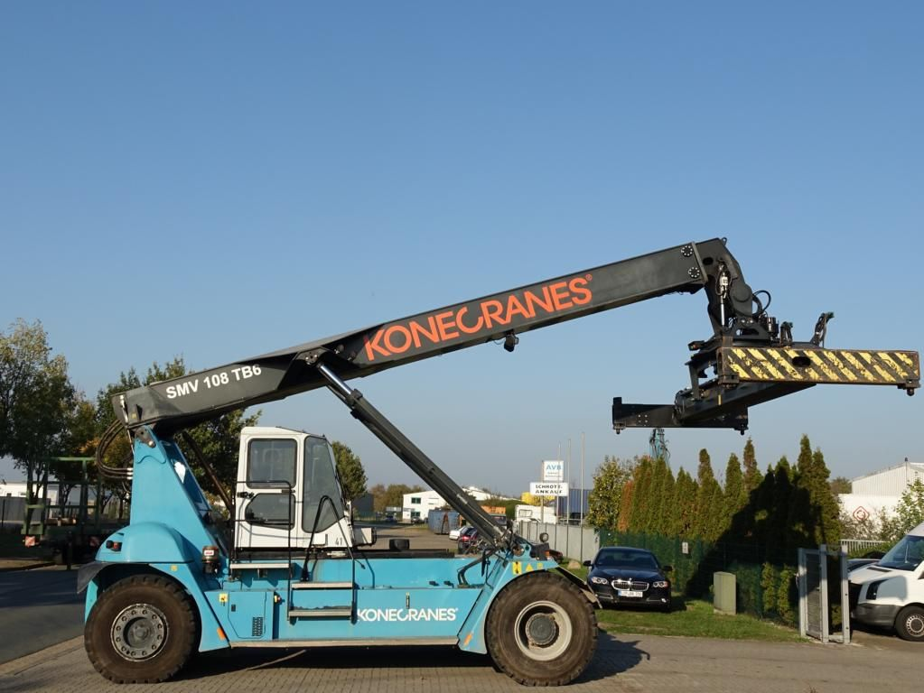 Leer Container Reachstacker-SMV-SC108TB6