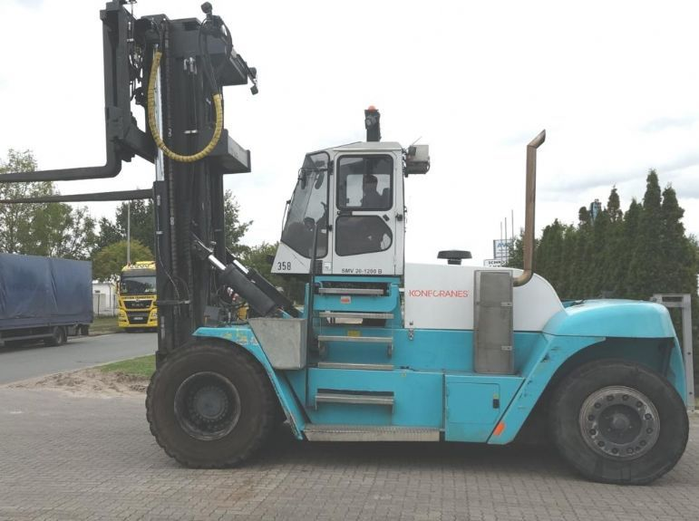 SMV SL20-1200B Heavy Forklifts www.hinrichs-forklifts.com