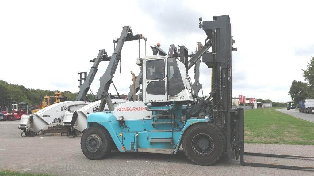 SMV SL20-1200B Schwerlaststapler