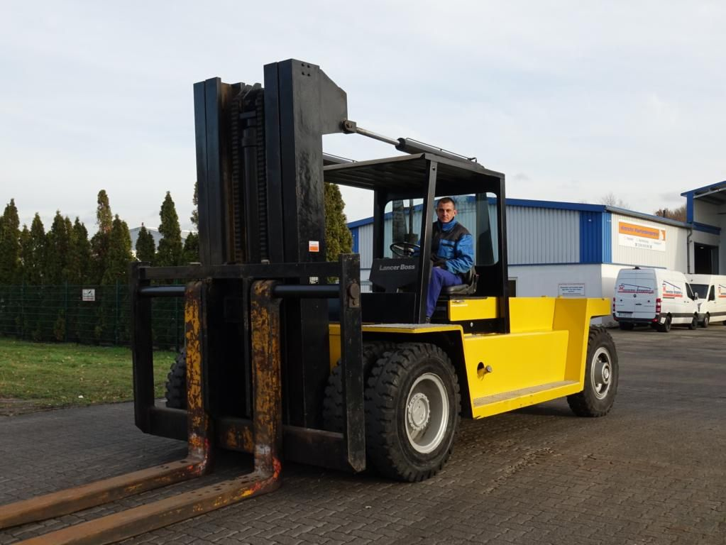 Lancer-Boss B1512D/MKIVB-1 Heavy Forklifts