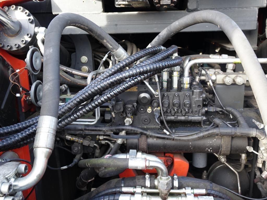 Linde H320 Schwerlaststapler