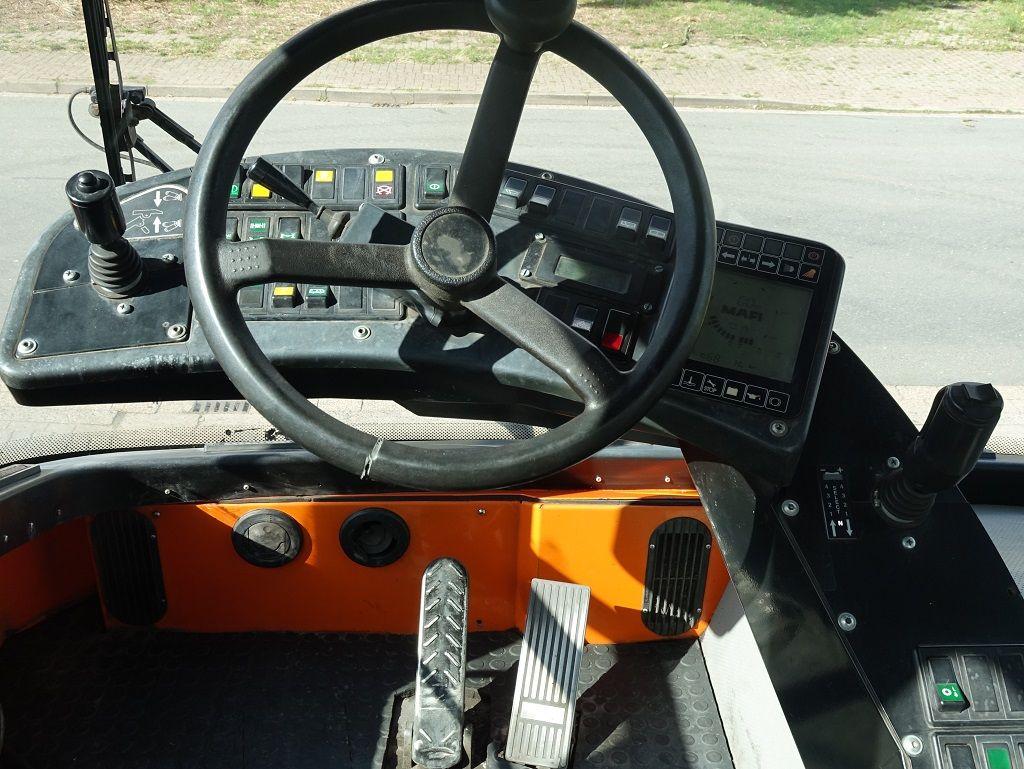 MAFI MT36 4x4FI Terminal tractor