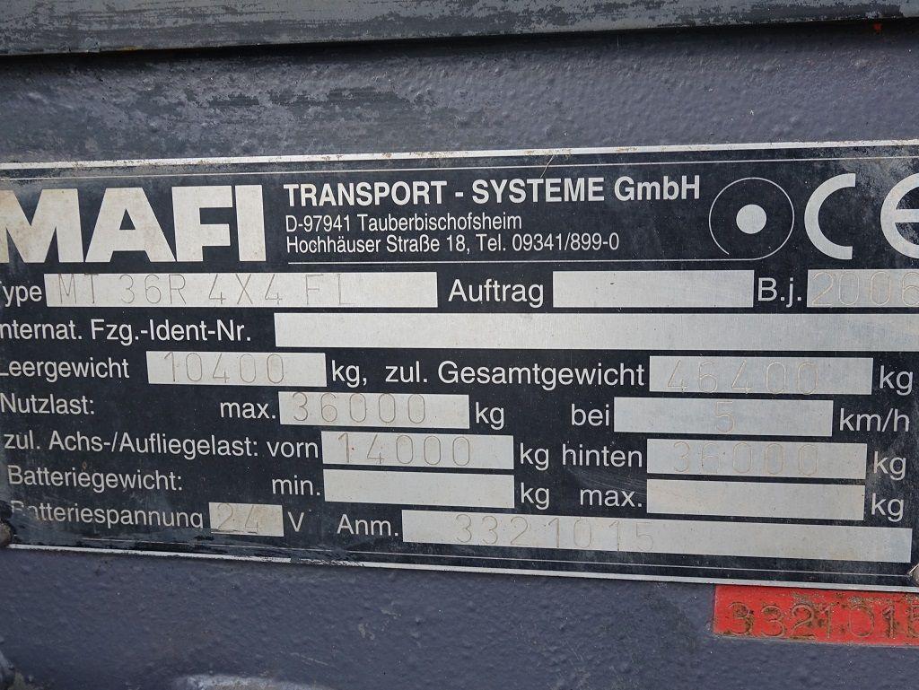 MAFI MT36 4x4FI Terminaltraktor www.MecLift.de