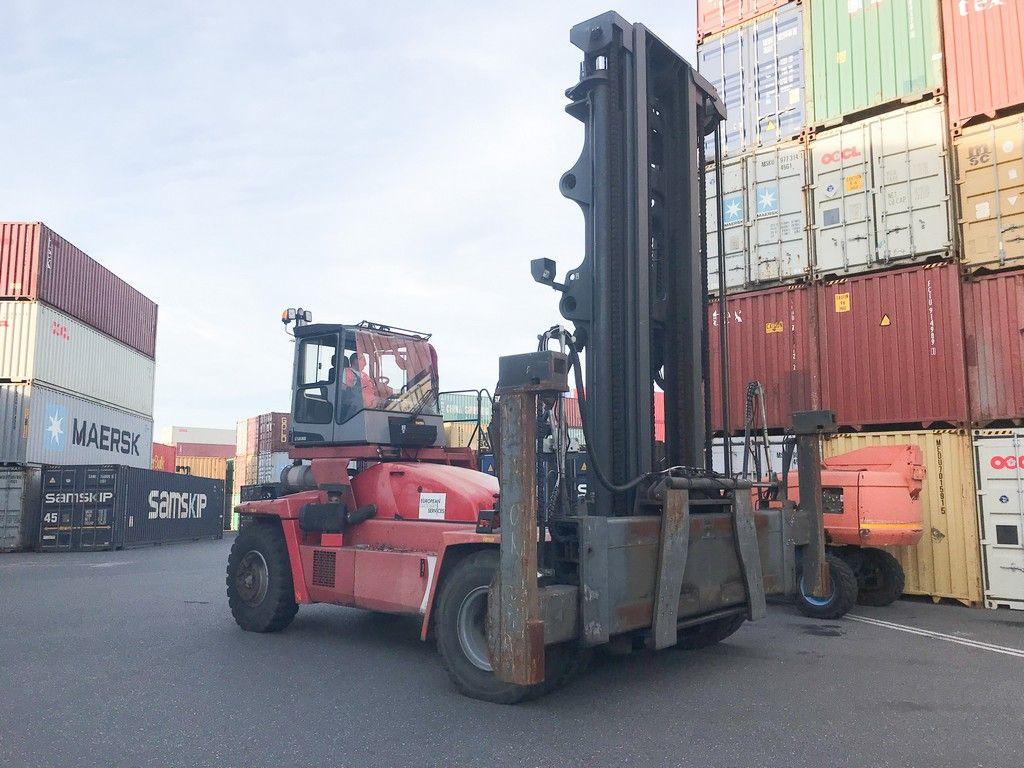 Containerstapler-Kalmar-DCF90-45E6