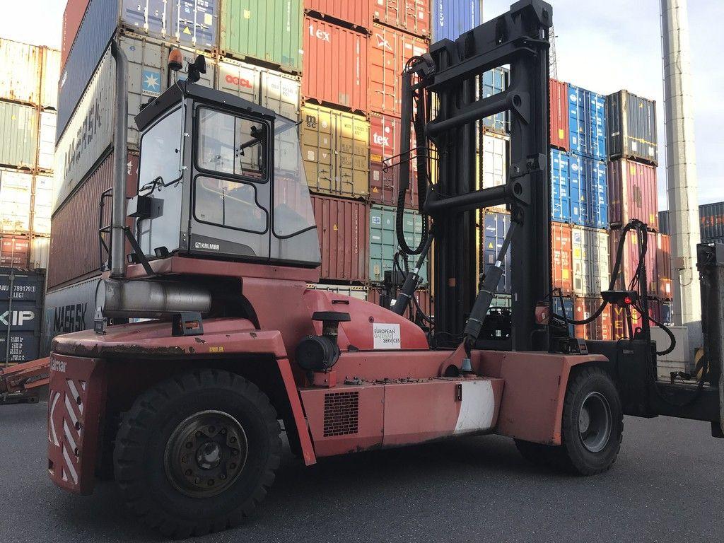 Kalmar DCF90-45E6 Leer Containerstapler