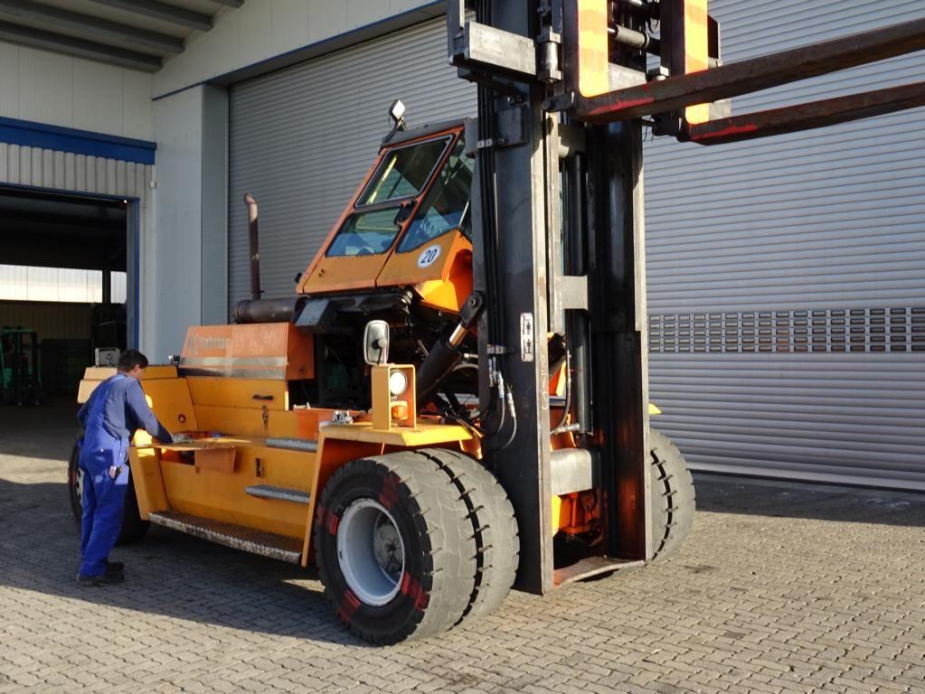 Kalmar DCD160-12 Heavy Forklifts