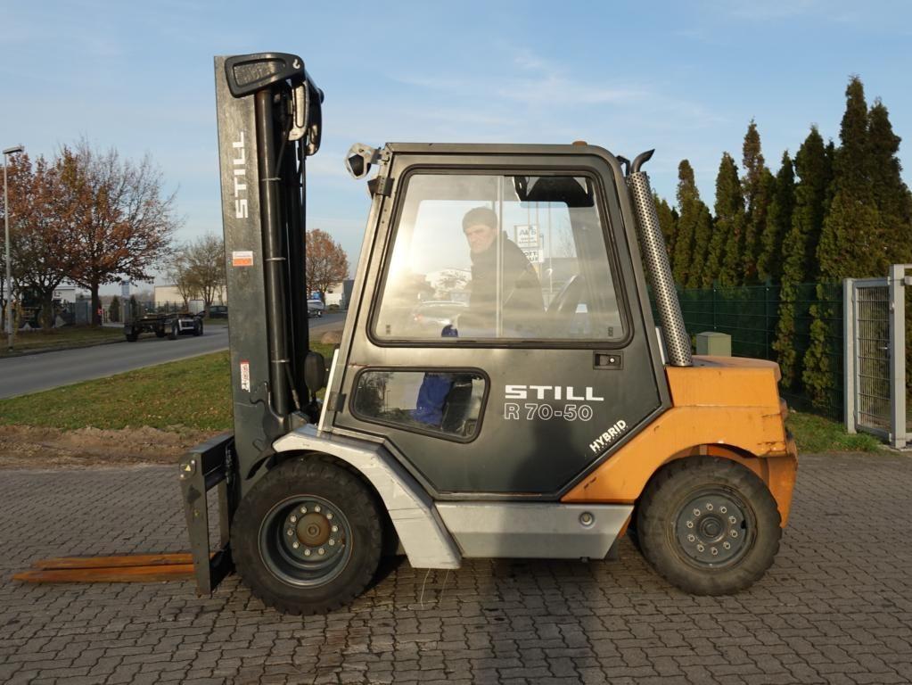 Still R70-50 Diesel Forklift www.hinrichs-forklifts.com