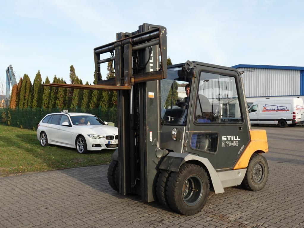 Still R70-50 Diesel Forklift