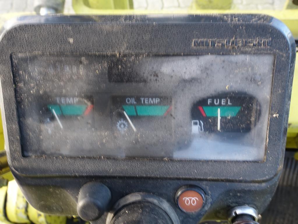 Mitsubishi FD35 Diesel Forklift