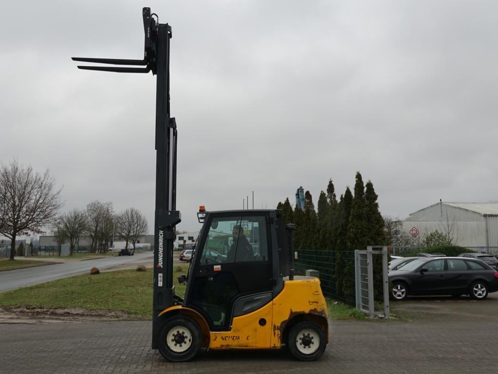 Jungheinrich DFG540S Diesel Forklift