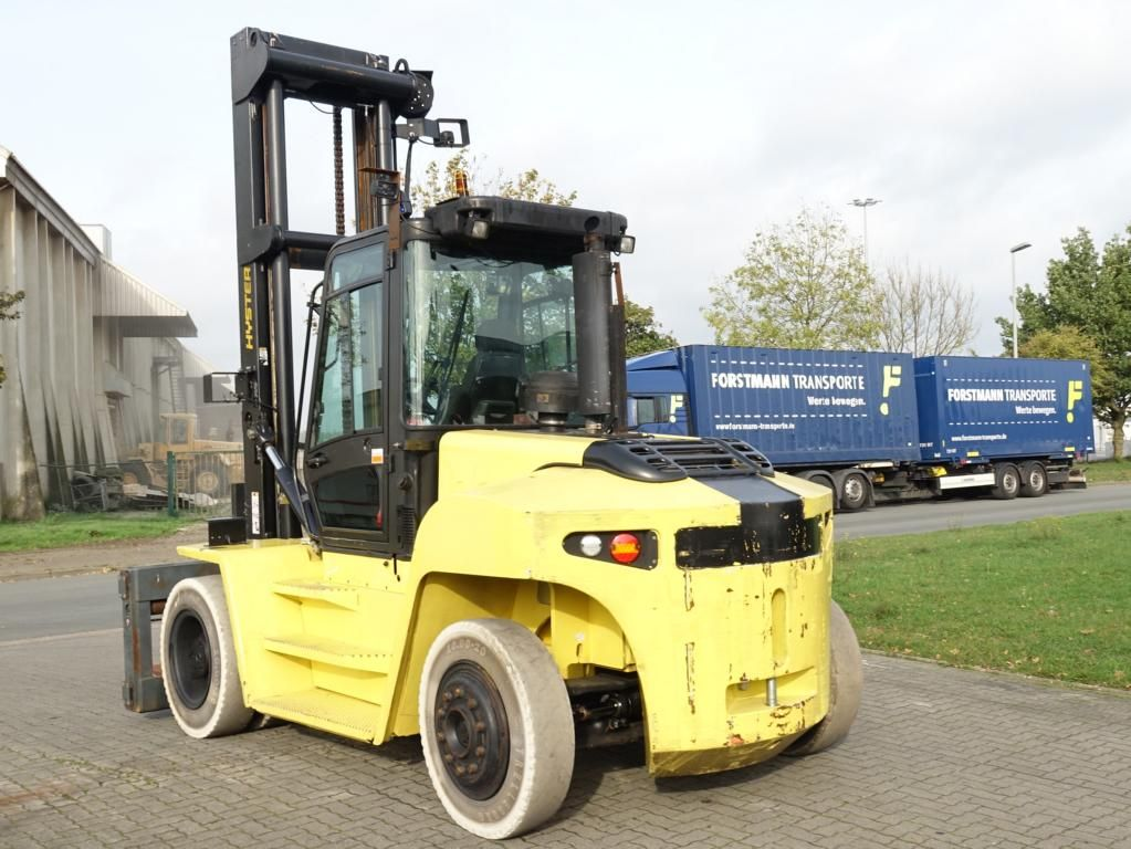 Hyster H10XMS-6 Heavy Forklifts