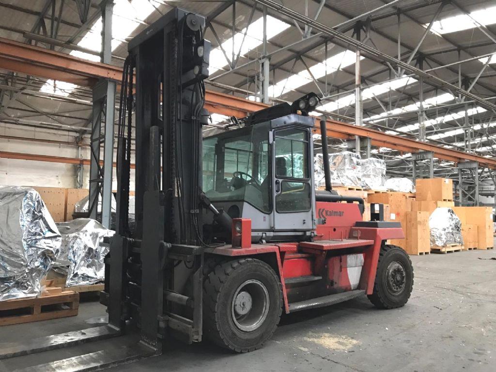 Kalmar DCE160-9 Heavy Forklifts www.hinrichs-forklifts.com