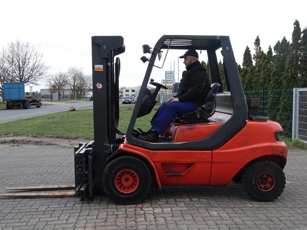 Linde H30D 351 Diesel Forklift