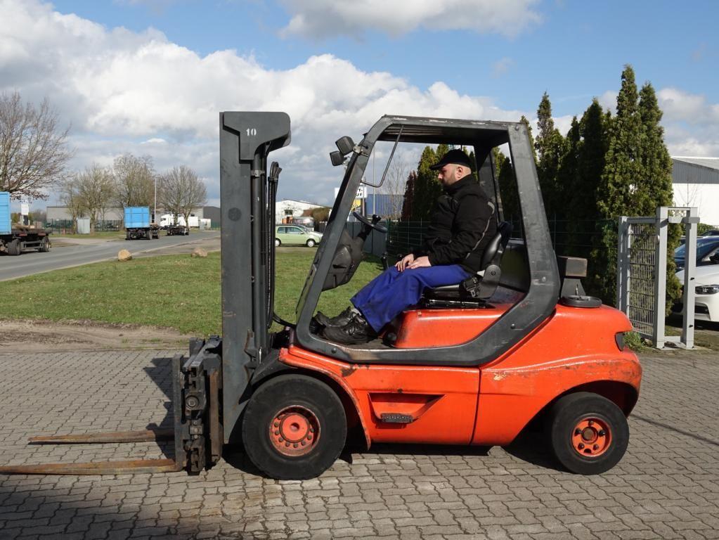 Linde H30D-03 351 Diesel www.hinrichs-forklifts.com