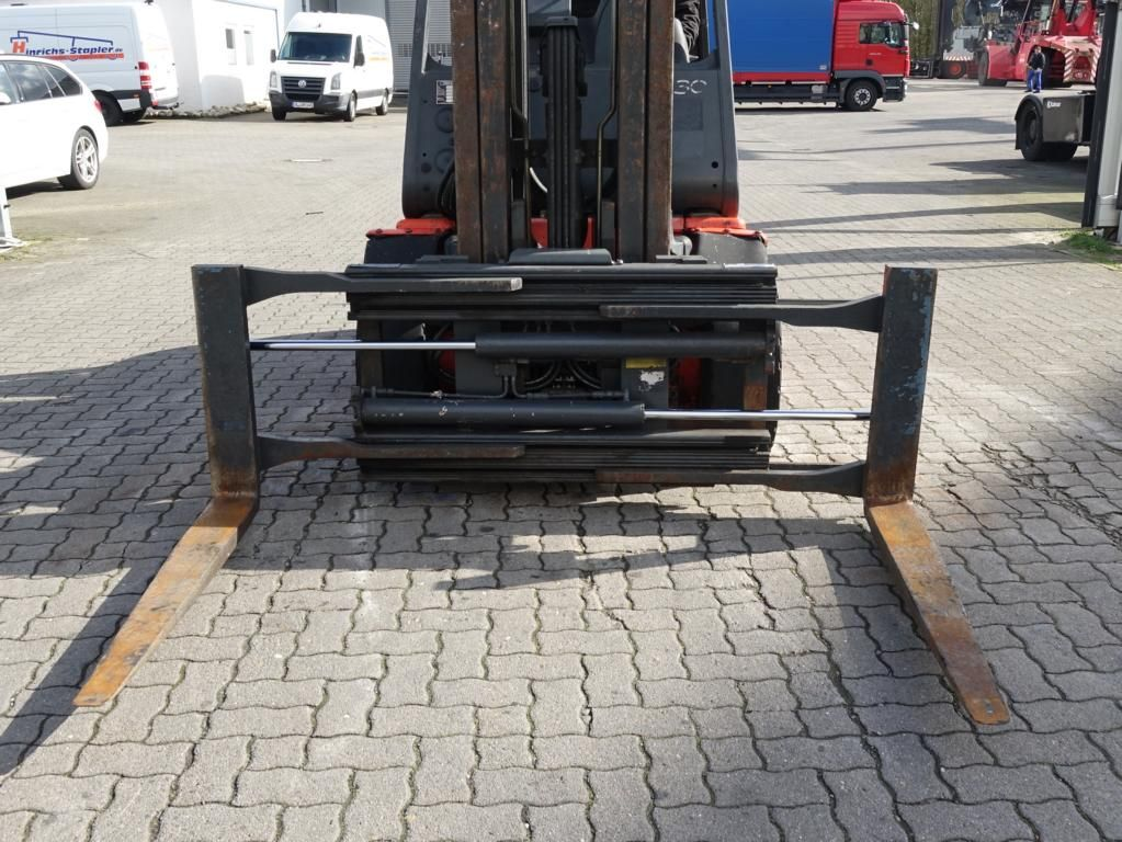 Linde H30D-03 351 Diesel Forklift