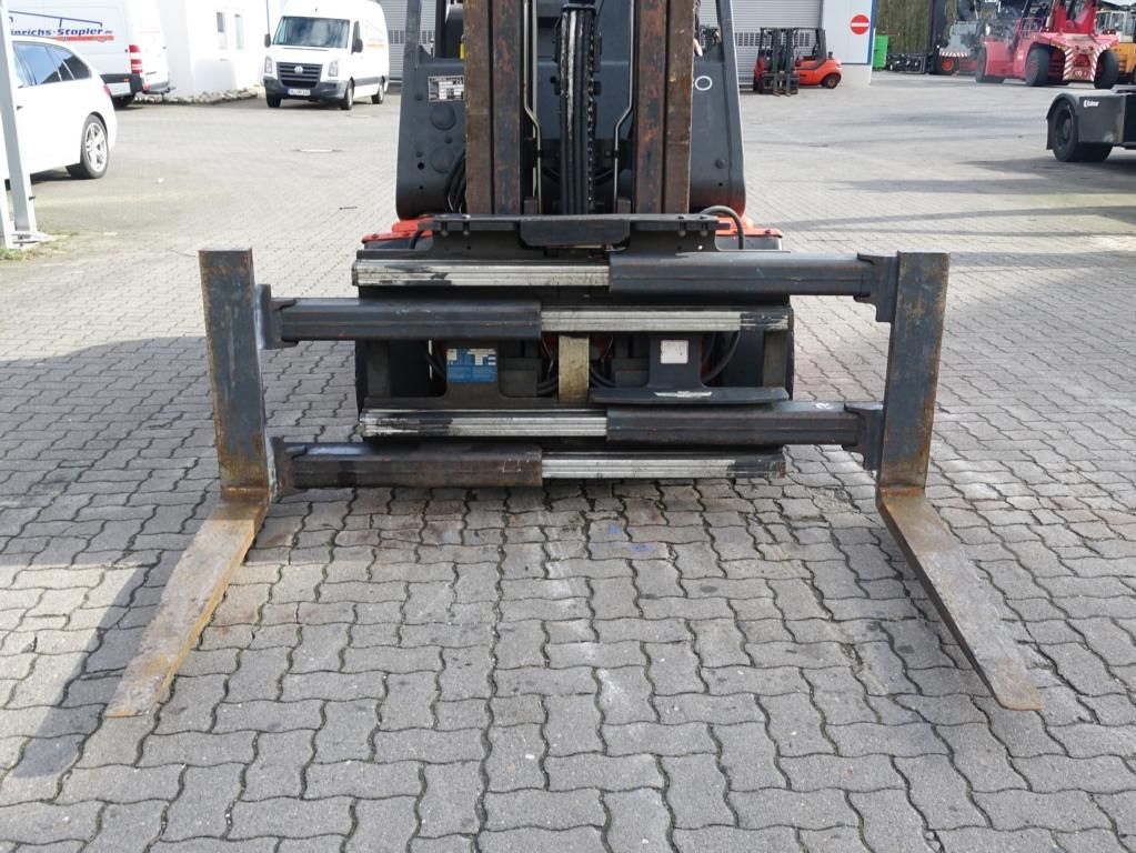 Linde H30D-03 351 Dieselstapler