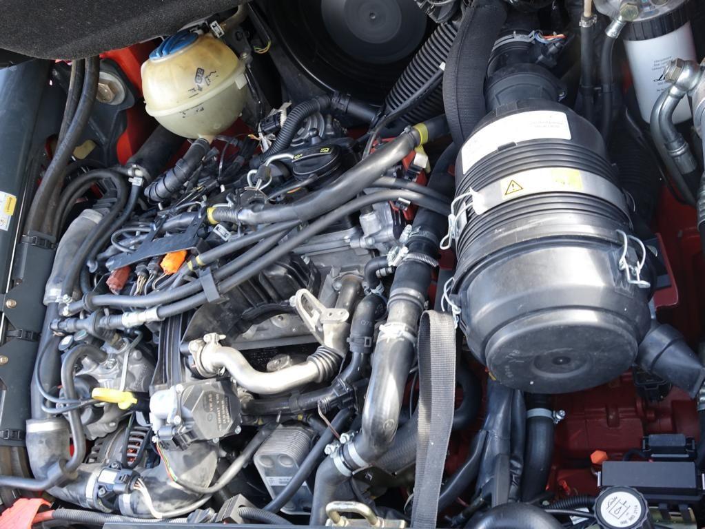 Linde H35D Dieselstapler