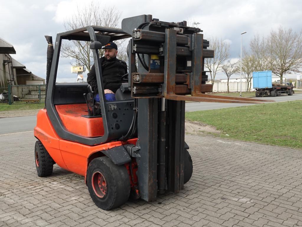 Linde H30D-03 351 Diesel Forklift www.hinrichs-forklifts.com