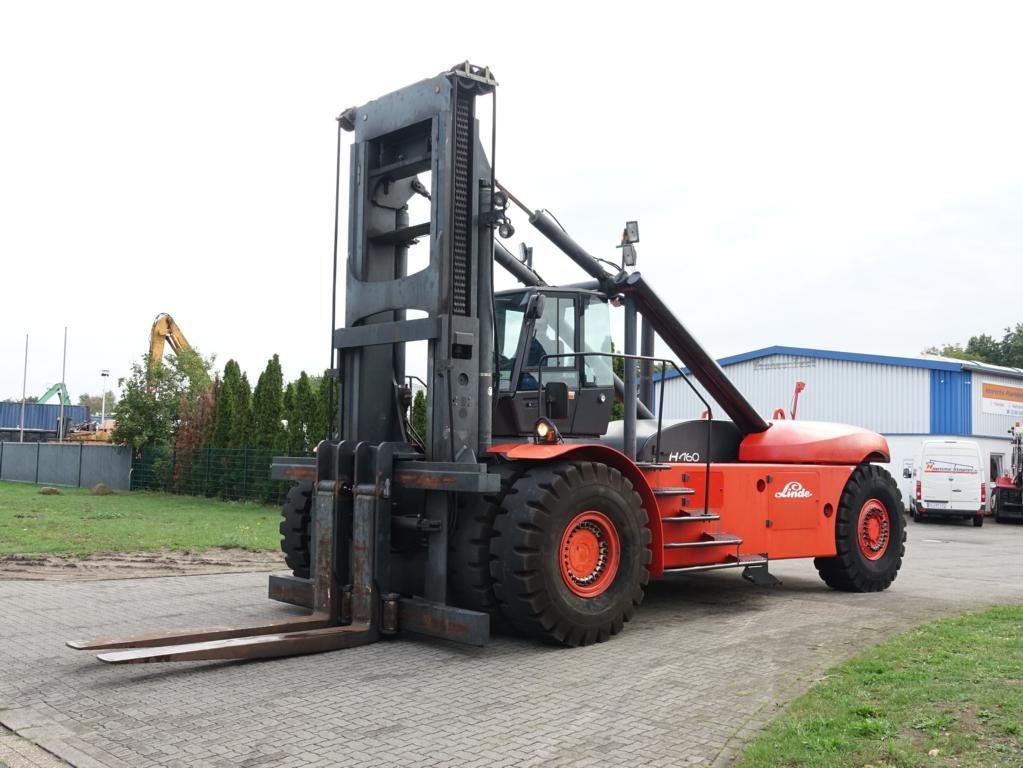 Linde H460 Heavy Forklifts