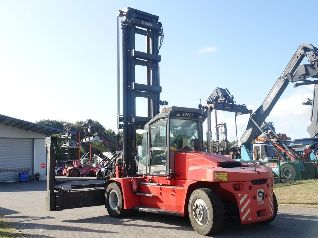 Kalmar DCE70-35E4 Empty Container Handler