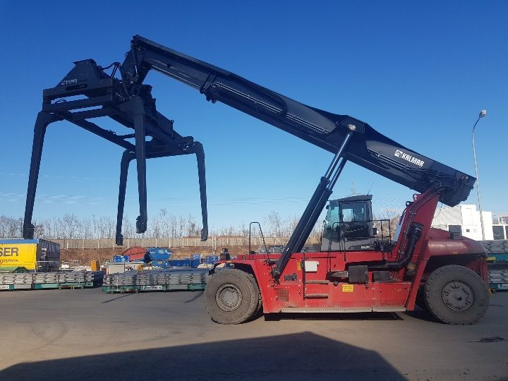 Kalmar DRF420-60S5L Full-container reach stacker