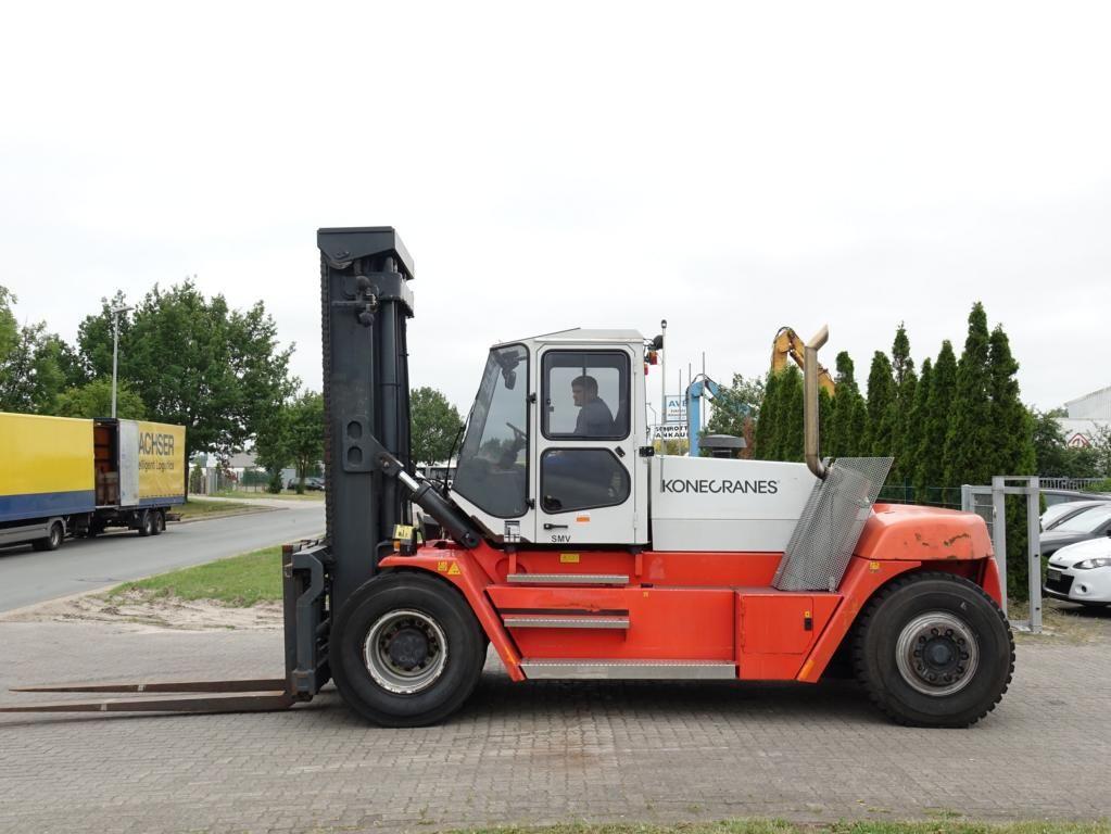 SMV SL16-1200B Diesel Forklift www.hinrichs-forklifts.com