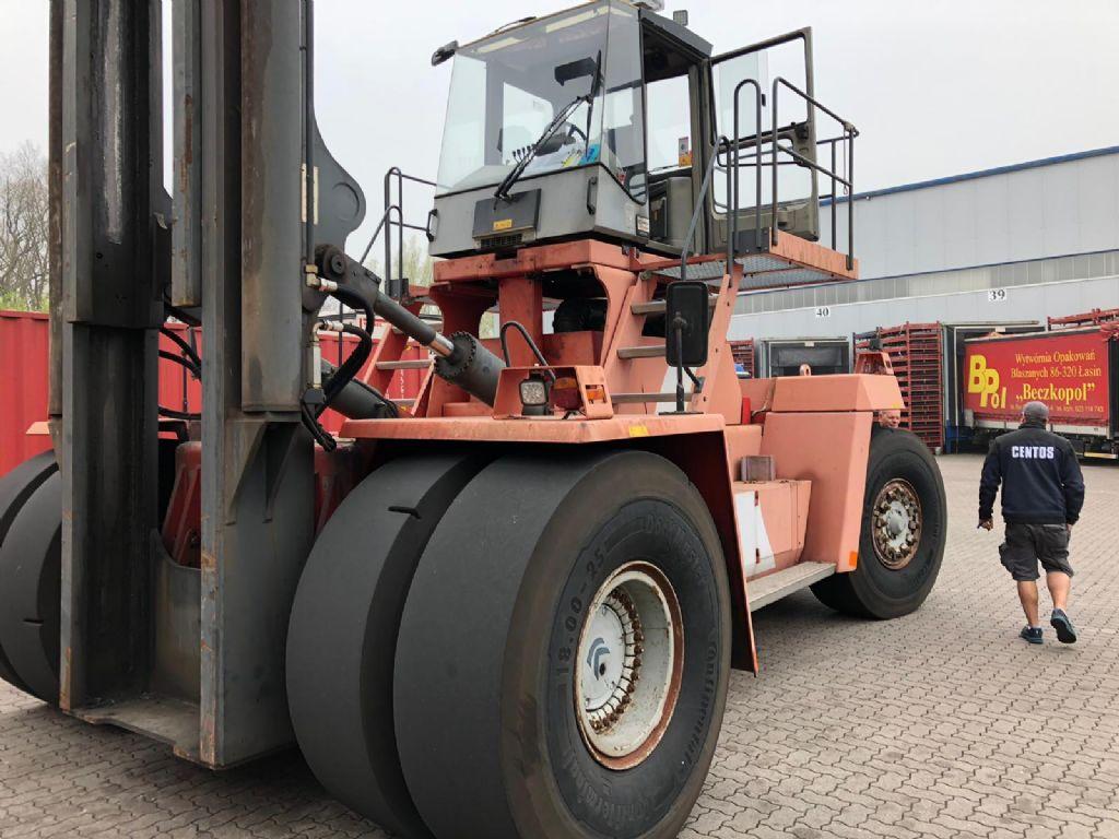 Kalmar DCD370-12CSG Full-container handler