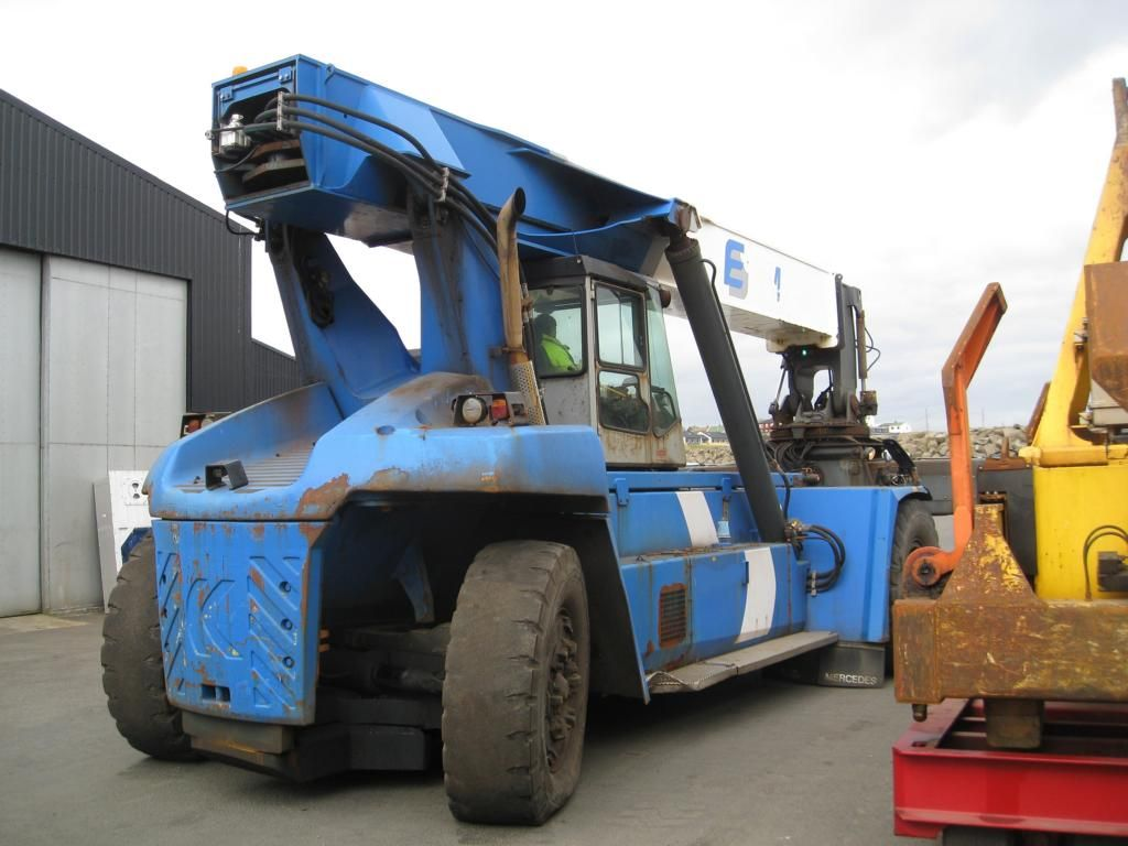 Kalmar DRF450-60S5X Vollcontainer Reachstacker www.MecLift.de